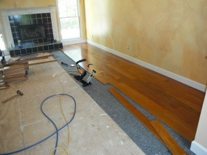 Hardwood Floors By Handyman Handyman Home Improvements