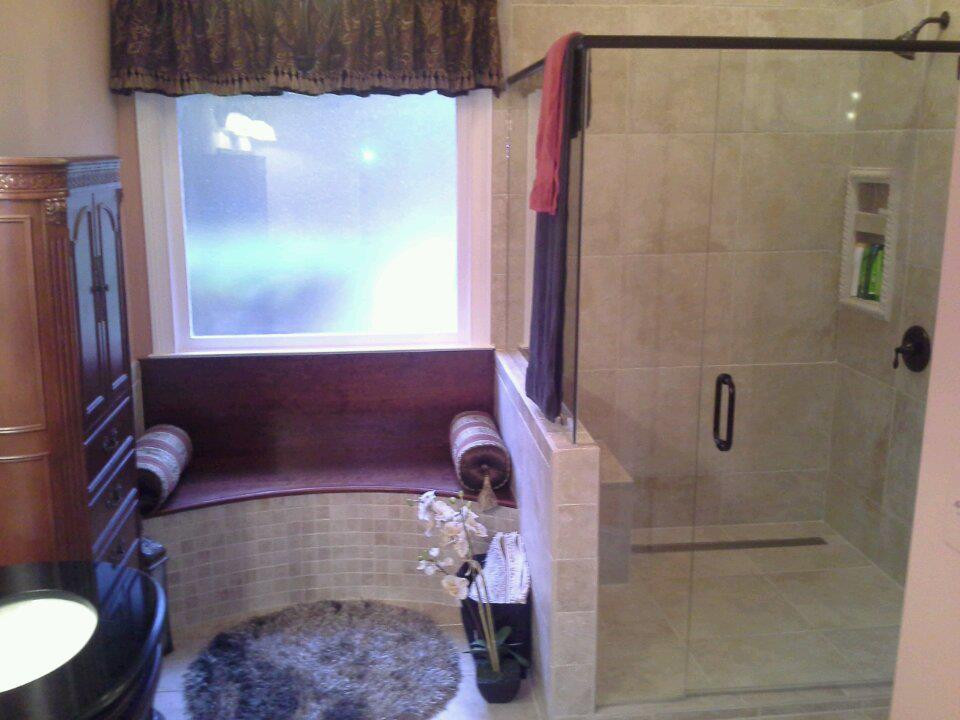 Bathroom Remodeling Handyman Home Improvements - Handyman bathroom remodel